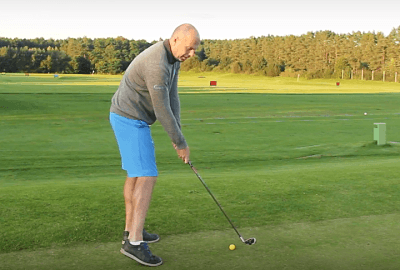 How to Permanently Get Rid of the Golf Chicken Wing — Golf