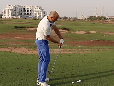 How to Stop the Club Pointing Right at Top of the Backswing